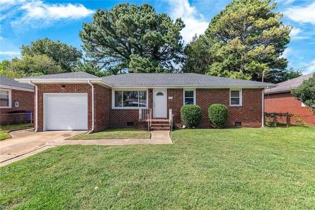 2718 Ash St, Portsmouth, VA 23707 (#10402122) :: The Kris Weaver Real Estate Team