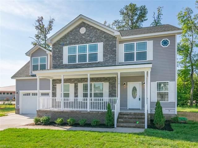 16 Riverview Dr, Hampton, VA 23669 (#10402123) :: The Kris Weaver Real Estate Team