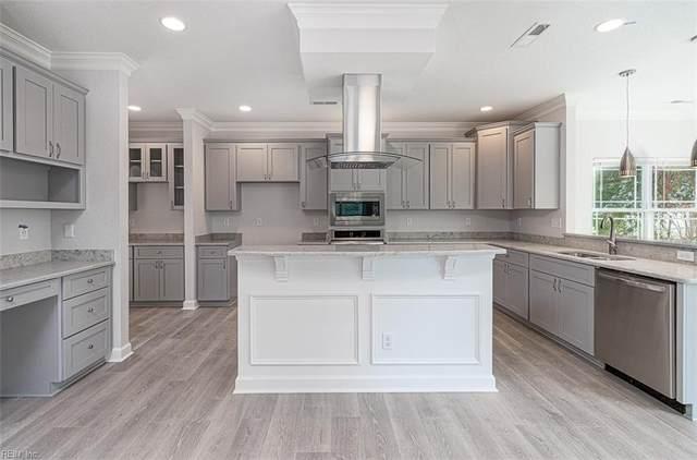 17 Rockwell Rd, Hampton, VA 23669 (#10402136) :: The Kris Weaver Real Estate Team