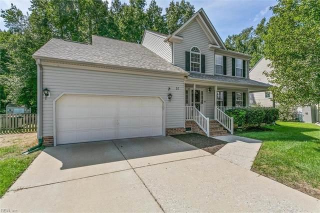 16 E Big Sky Dr, Hampton, VA 23666 (#10402154) :: Berkshire Hathaway HomeServices Towne Realty