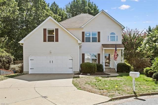 242 Southlake Pl, Newport News, VA 23602 (#10402162) :: Abbitt Realty Co.