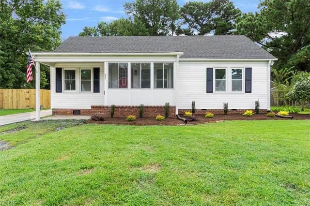 207 Charles Ave Ave, Portsmouth, VA 23702 (#10402173) :: The Kris Weaver Real Estate Team