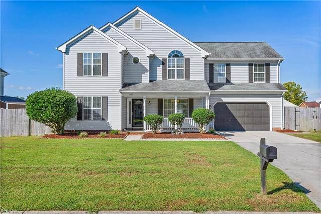 2077 Maple Leaf Cres, Suffolk, VA 23434 (#10402174) :: RE/MAX Central Realty