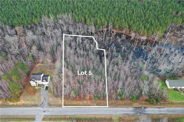 Lot 5 Creekside Ln, Southampton County, VA 23837 (#10402203) :: Berkshire Hathaway HomeServices Towne Realty