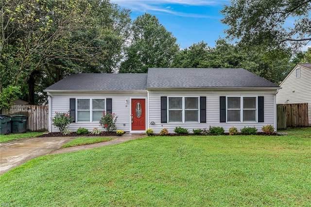 33 Tupelo Cir, Hampton, VA 23666 (#10402217) :: Avalon Real Estate