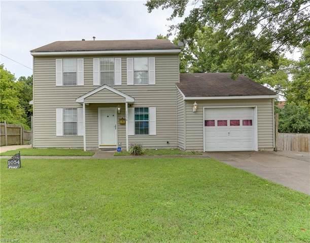 1054 Ivaloo St, Norfolk, VA 23513 (#10402237) :: Avalon Real Estate