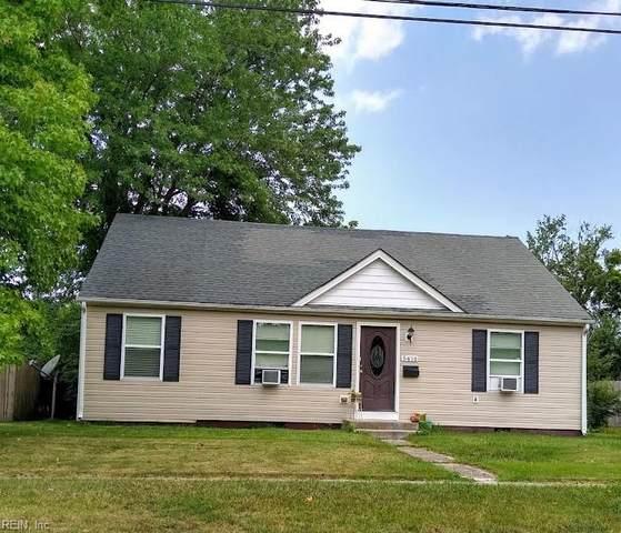 5416 Ashby St, Norfolk, VA 23502 (#10402246) :: Berkshire Hathaway HomeServices Towne Realty