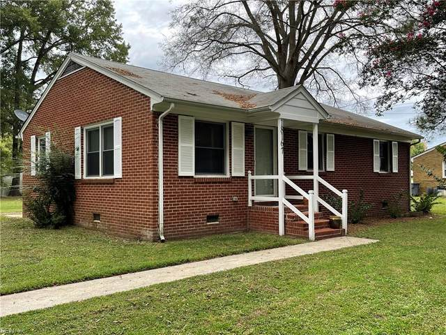 18167 Johnson St, Southampton County, VA 23827 (#10402258) :: Berkshire Hathaway HomeServices Towne Realty
