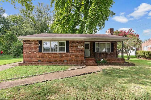 34 Joynes Rd, Hampton, VA 23666 (#10402270) :: Team L'Hoste Real Estate