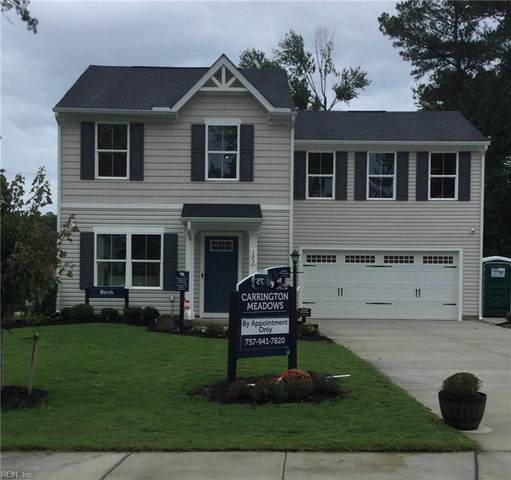 306 Starkey Pl, York County, VA 23185 (#10402276) :: Rocket Real Estate