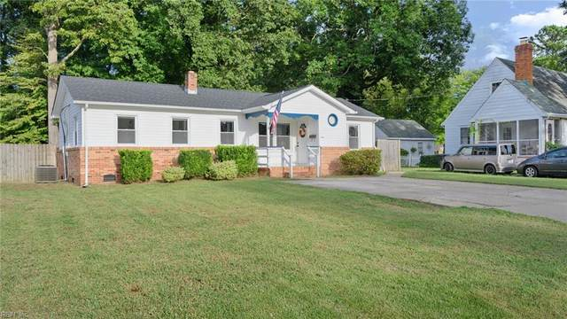 6 Smucker Rd, Newport News, VA 23602 (#10402278) :: Berkshire Hathaway HomeServices Towne Realty