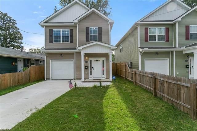 631 Milford Ave, Hampton, VA 23661 (MLS #10402281) :: AtCoastal Realty