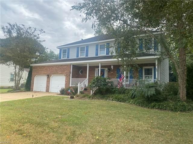 1436 Plantation Lakes Cir Circle, Chesapeake, VA 23320 (MLS #10402300) :: AtCoastal Realty