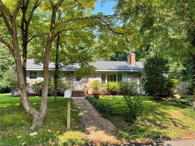 108 Haynes Dr, Williamsburg, VA 23185 (#10402317) :: Berkshire Hathaway HomeServices Towne Realty
