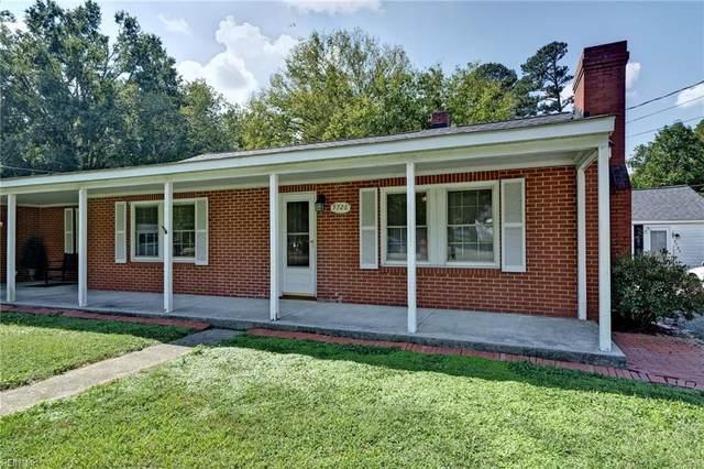9726 Brandywine Ave, Chesterfield County, VA 23237 (MLS #10402352) :: AtCoastal Realty