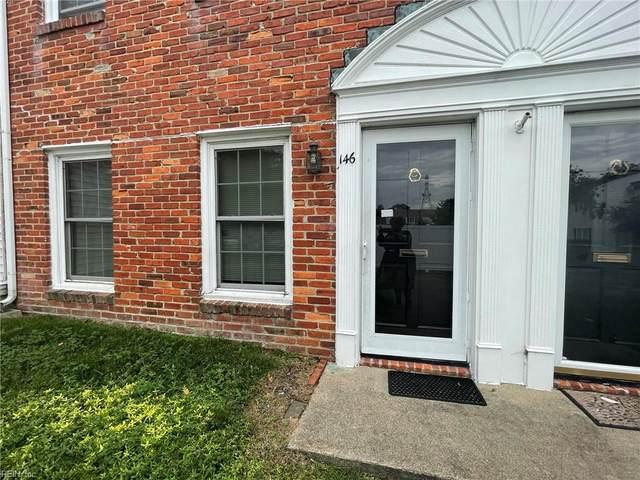 146 Towne Square Dr, Newport News, VA 23607 (#10402355) :: Verian Realty