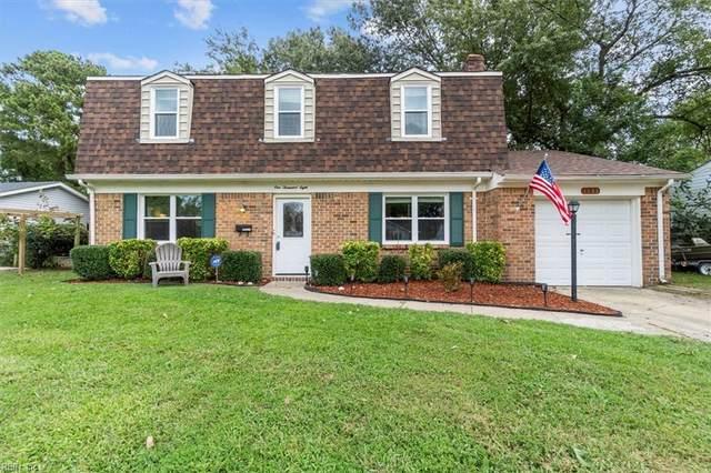 1008 Bennington Rd, Virginia Beach, VA 23464 (#10402367) :: Team L'Hoste Real Estate