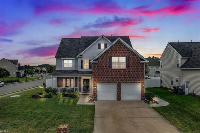 48 Hampshire Glen Pw, Hampton, VA 23669 (#10402384) :: Team L'Hoste Real Estate