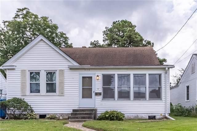 235 E Chester St, Norfolk, VA 23503 (#10402428) :: Austin James Realty LLC