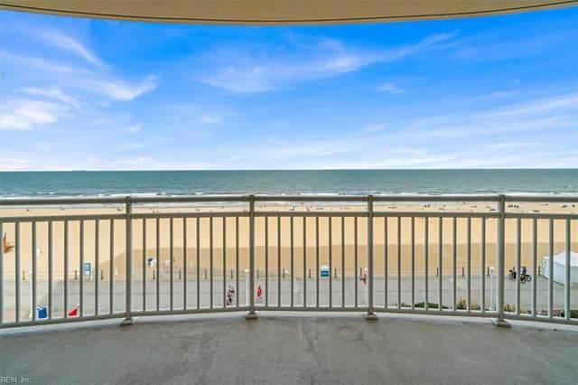 921 Atlantic Ave #501, Virginia Beach, VA 23451 (#10402429) :: Seaside Realty