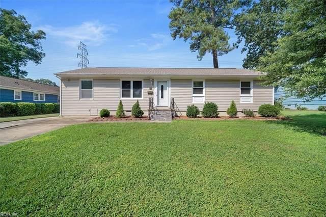 661 Newman Dr, Newport News, VA 23601 (#10402441) :: Berkshire Hathaway HomeServices Towne Realty
