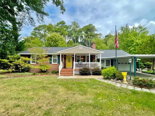 503 Old Lakeside Dr, York County, VA 23692 (#10402448) :: Atlantic Sotheby's International Realty