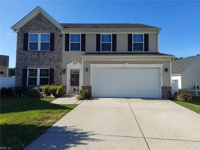 603 Sea Turtle Way, Newport News, VA 23601 (#10402455) :: Berkshire Hathaway HomeServices Towne Realty