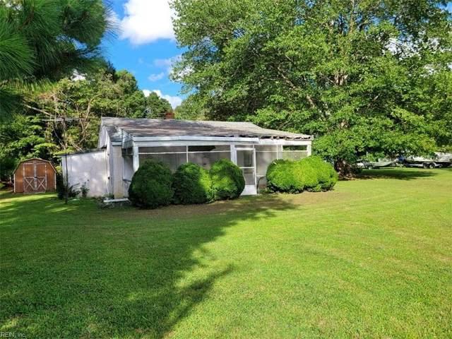 63 Rose Cottage Ln, Mathews County, VA 23128 (#10402456) :: Verian Realty