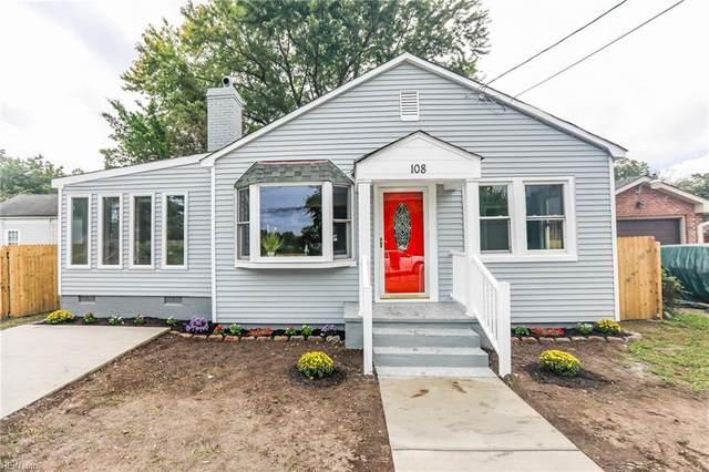 108 Colbert Ave, Hampton, VA 23669 (#10402470) :: Berkshire Hathaway HomeServices Towne Realty
