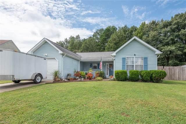 416 Waterwheel Cres, Suffolk, VA 23434 (#10402487) :: Team L'Hoste Real Estate
