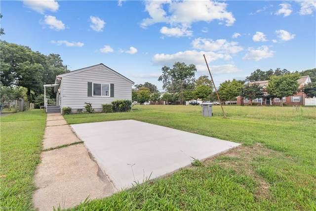 241 Hollywood Ave, Hampton, VA 23661 (#10402505) :: Berkshire Hathaway HomeServices Towne Realty