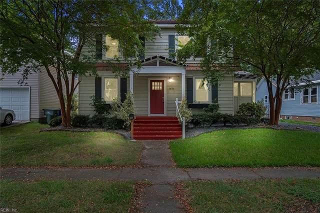 3621 Montgomery St, Norfolk, VA 23513 (#10402506) :: Berkshire Hathaway HomeServices Towne Realty