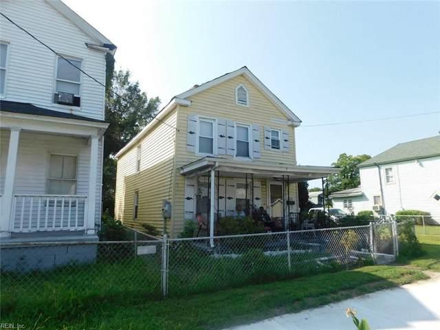 728 18th St, Newport News, VA 23607 (#10402508) :: Berkshire Hathaway HomeServices Towne Realty