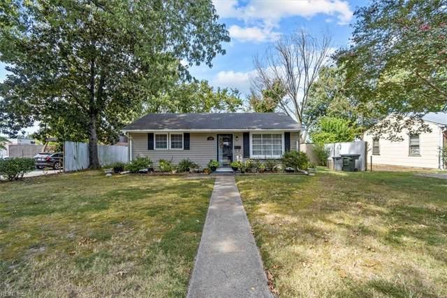 5110 82nd St, Hampton, VA 23605 (#10402521) :: The Kris Weaver Real Estate Team