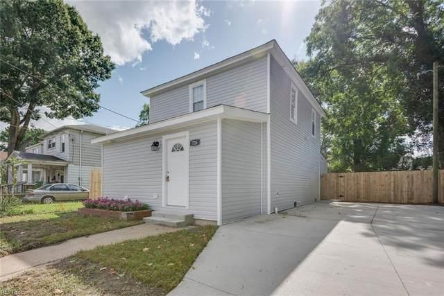 726 32nd St, Newport News, VA 23607 (#10402524) :: Berkshire Hathaway HomeServices Towne Realty