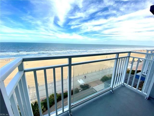 3615 Atlantic Ave #703, Virginia Beach, VA 23451 (#10402534) :: Austin James Realty LLC