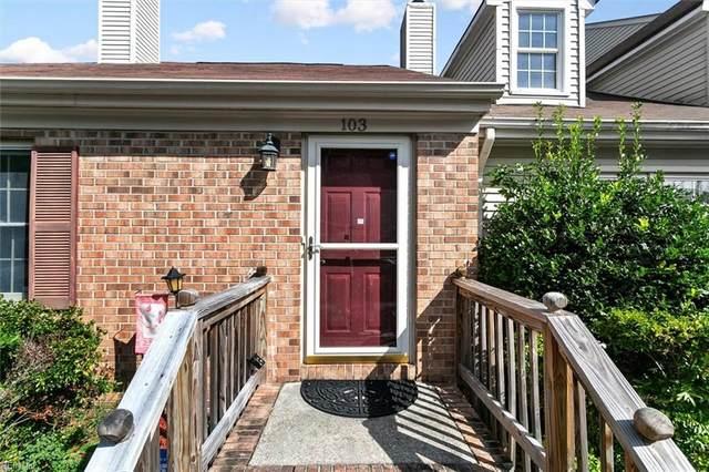 103 Beacon Way, Newport News, VA 23606 (#10402541) :: Berkshire Hathaway HomeServices Towne Realty
