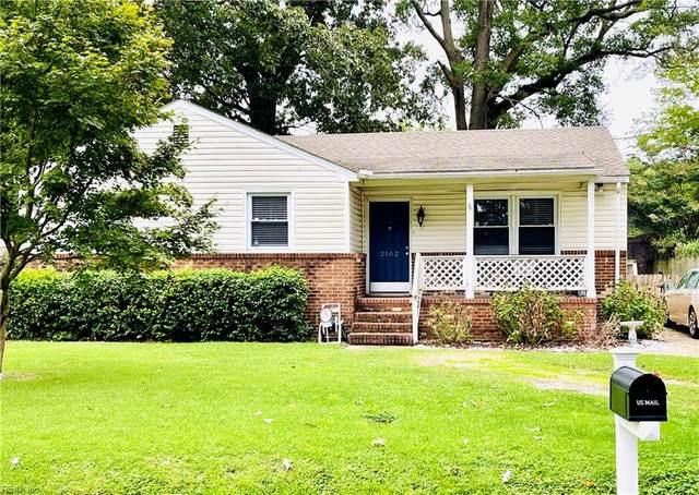 2102 Sparrow Rd, Chesapeake, VA 23320 (#10402543) :: Austin James Realty LLC