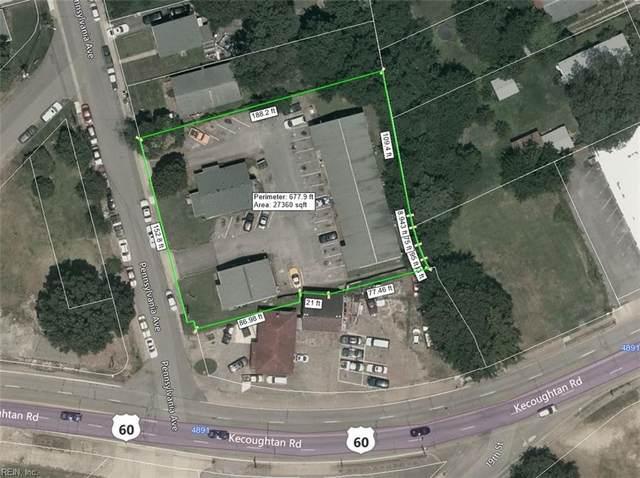 222 Pennsylvania Ave, Hampton, VA 23661 (#10402551) :: Berkshire Hathaway HomeServices Towne Realty