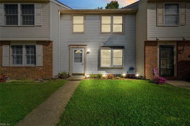 72 Lucinda Ct, Hampton, VA 23666 (#10402560) :: Berkshire Hathaway HomeServices Towne Realty