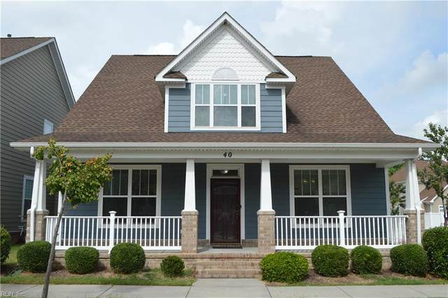 40 Rockingham Dr, Hampton, VA 23669 (#10402563) :: Berkshire Hathaway HomeServices Towne Realty