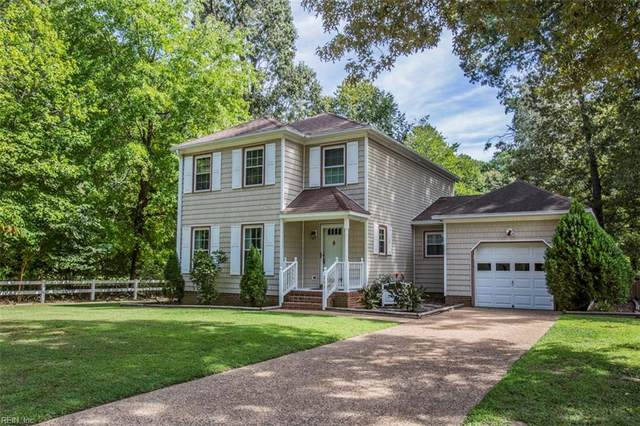 205 Fischer Dr, Newport News, VA 23602 (#10402586) :: Team L'Hoste Real Estate