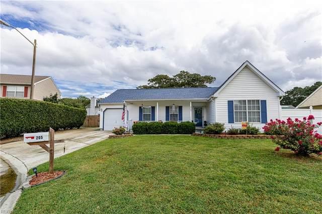 205 Millwheel Ct, Suffolk, VA 23434 (#10402605) :: Berkshire Hathaway HomeServices Towne Realty