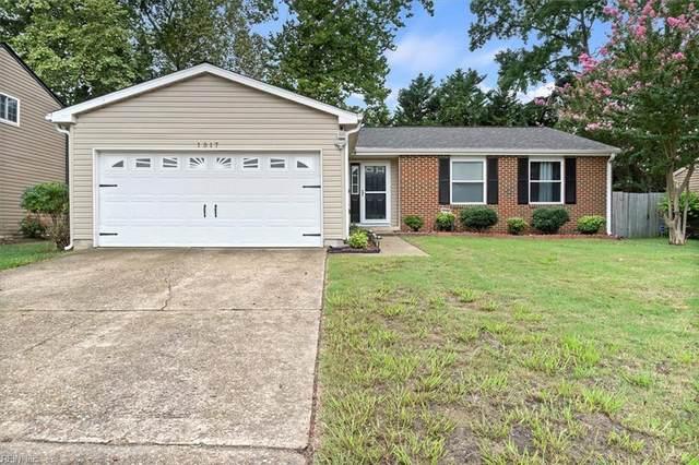 1517 Paul Jack Dr, Hampton, VA 23666 (#10402623) :: Berkshire Hathaway HomeServices Towne Realty