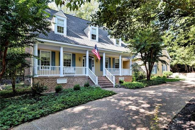 117 Southern Hls, James City County, VA 23188 (#10402627) :: Berkshire Hathaway HomeServices Towne Realty