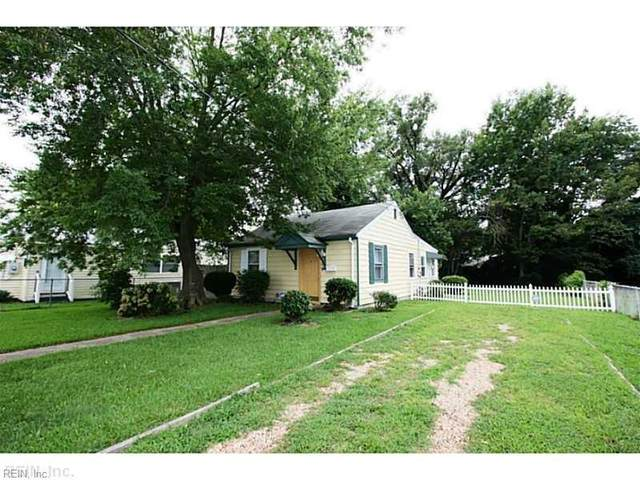 709 Downing St, Hampton, VA 23661 (#10402634) :: Berkshire Hathaway HomeServices Towne Realty