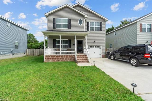29 Temple St, Portsmouth, VA 23702 (#10402639) :: Berkshire Hathaway HomeServices Towne Realty