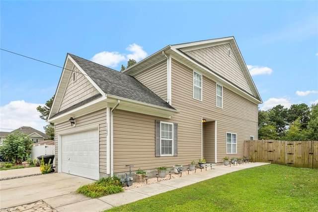 1185 Gunn Hall Dr, Virginia Beach, VA 23454 (#10402651) :: Berkshire Hathaway HomeServices Towne Realty