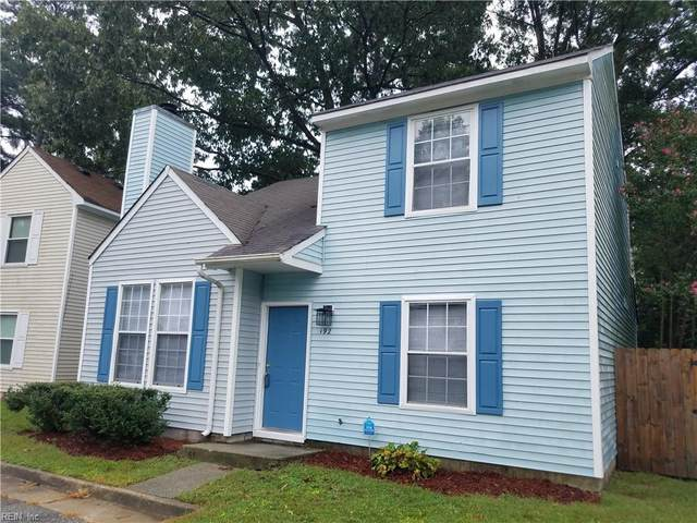 192 Old Bridge Rd, Newport News, VA 23608 (#10402658) :: Berkshire Hathaway HomeServices Towne Realty