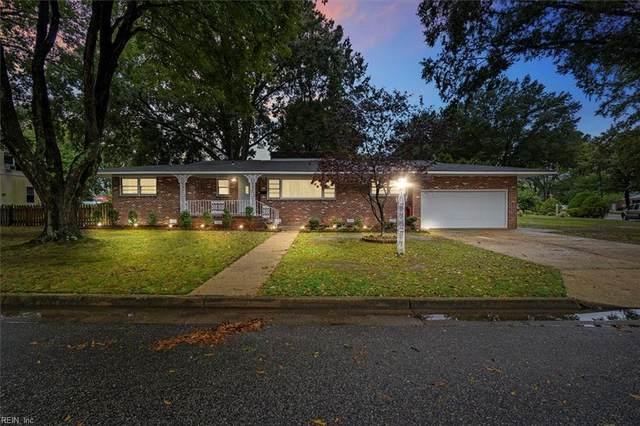 13 San Jose Dr, Newport News, VA 23606 (#10402661) :: Berkshire Hathaway HomeServices Towne Realty
